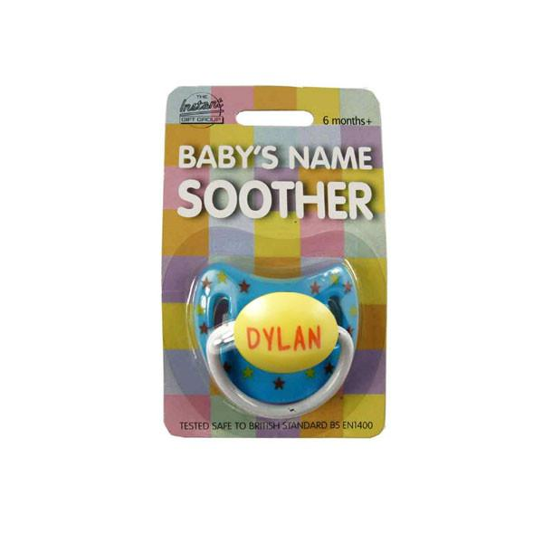 DUM029 Personalised Children's Dummy - Dylan