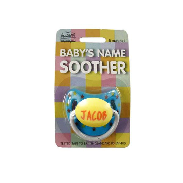 DUM051 Personalised Children's Dummy - Jacob