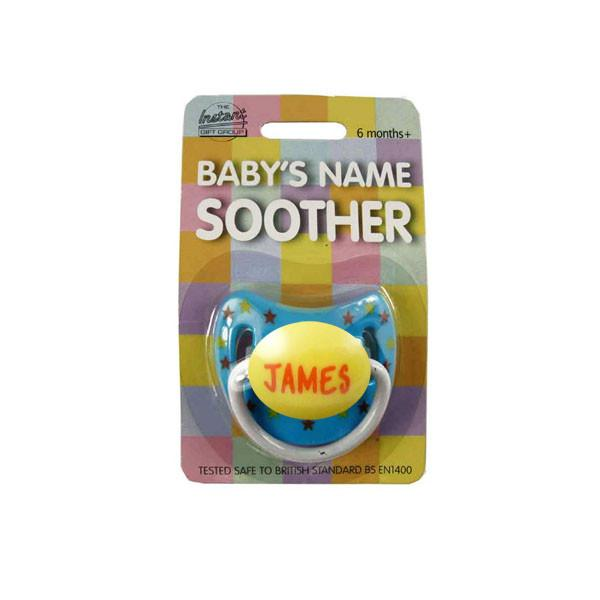 DUM054 Personalised Children's Dummy - James