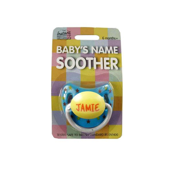 DUM055 Personalised Children's Dummy - Jamie