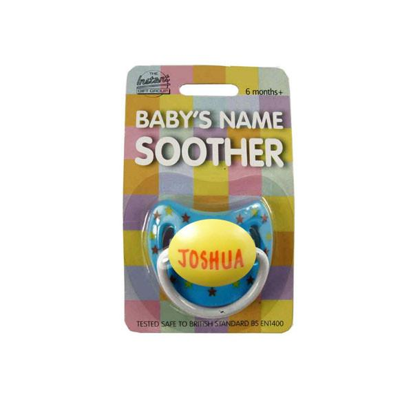 DUM059 Personalised Children's Dummy - Joshua