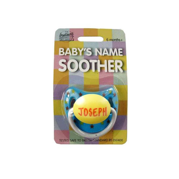 DUM062 Personalised Children's Dummy - Joseph