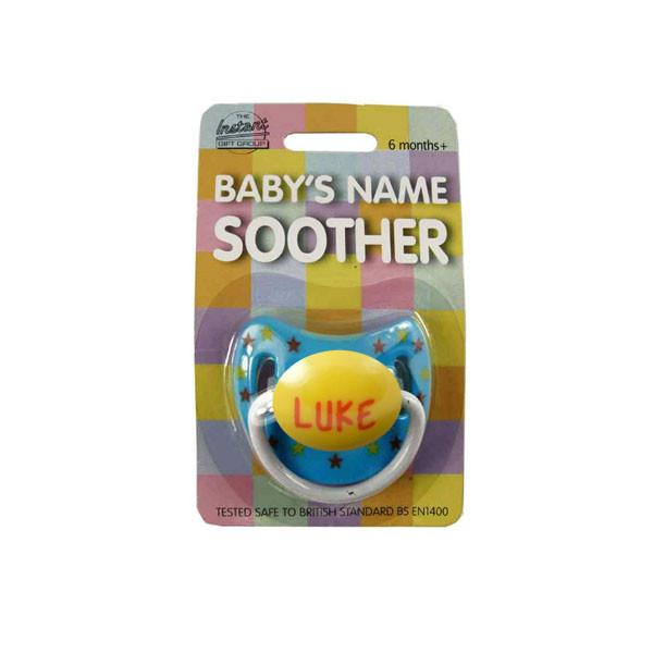 DUM074 Personalised Children's Dummy - Luke