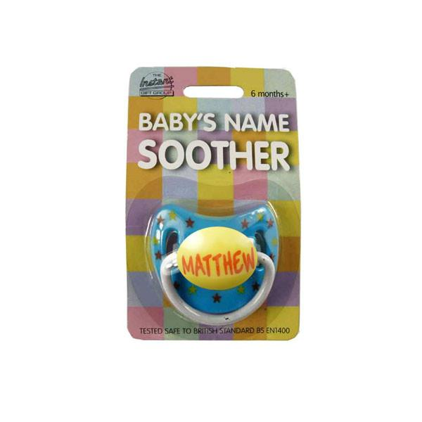 DUM076 Personalised Children's Dummy - Matthew