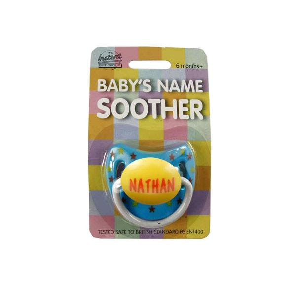 DUM085 Personalised Children's Dummy - Nathan