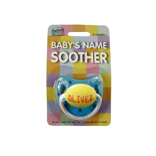 DUM088 Personalised Children's Dummy - Oliver