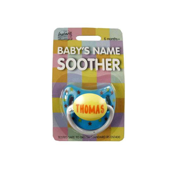 DUM105 Personalised Children's Dummy - Thomas