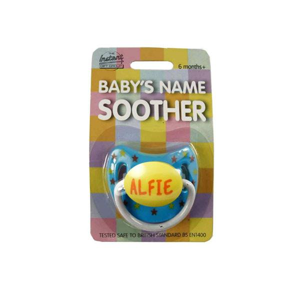 DUM130 Personalised Children's Dummy - Alfie