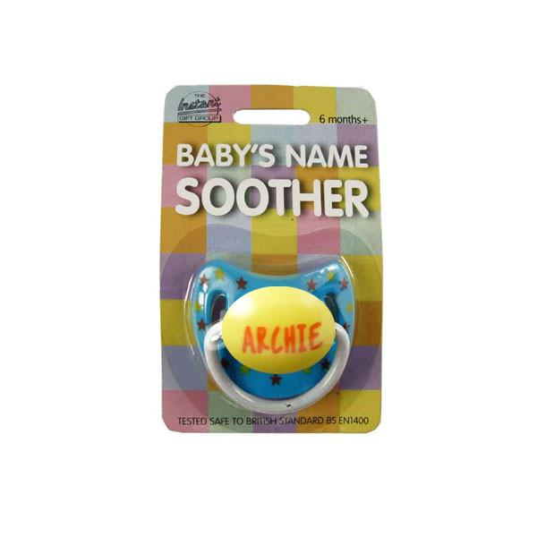 DUM131 Personalised Children's Dummy - Archie