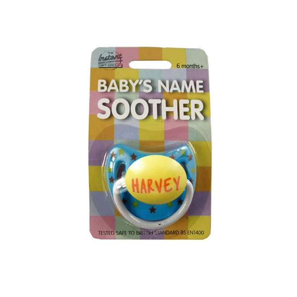 DUM133 Personalised Children's Dummy - Harvey