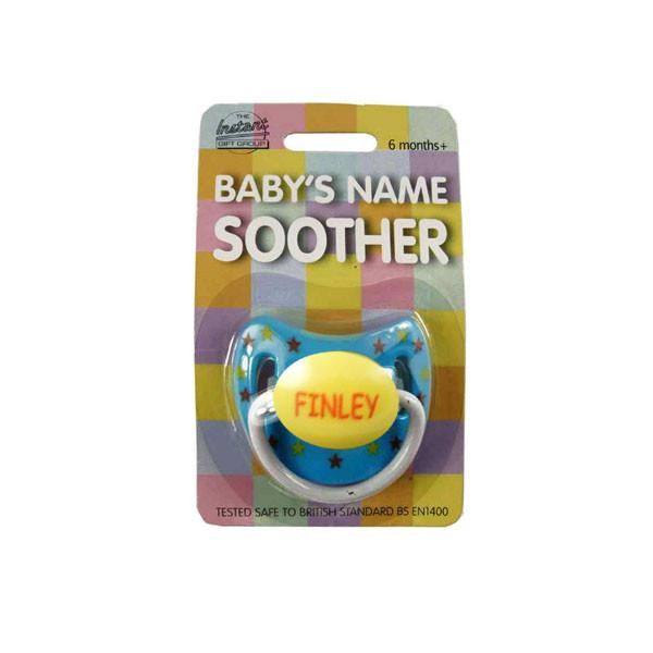 DUM149 Personalised Children's Dummy - Finley