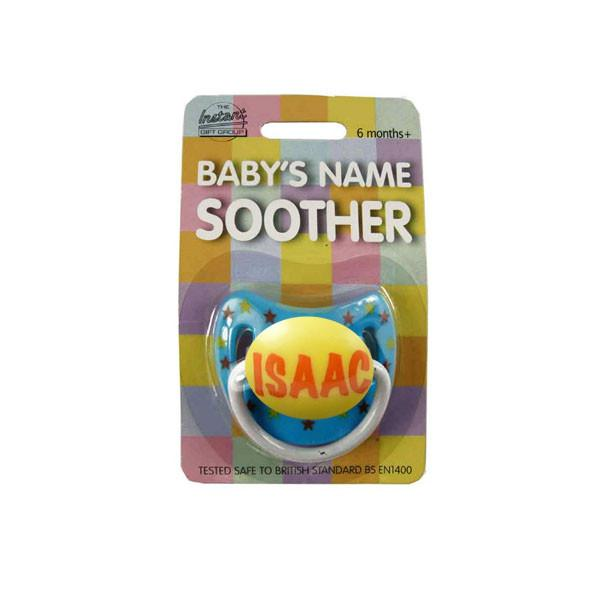 DUM151 Personalised Children's Dummy - Isaac