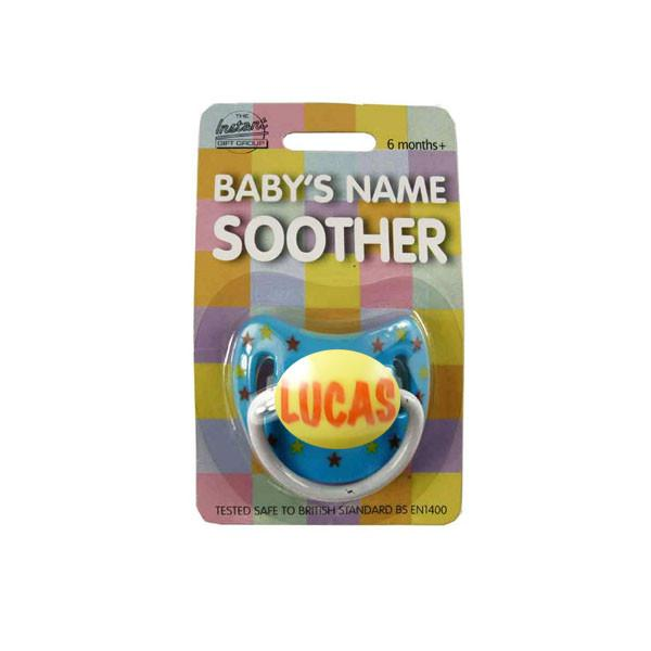 DUM161 Personalised Children's Dummy - Lucas