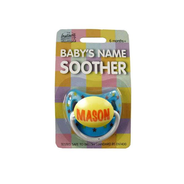DUM162 Personalised Children's Dummy - Mason