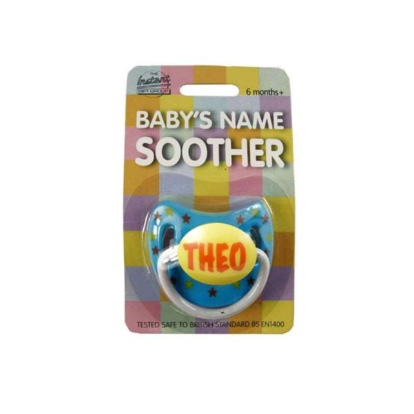 DUM169 Personalised Children's Dummy - Theo
