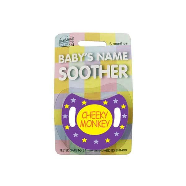 Baby Dummy/Soother - Assorted Titles