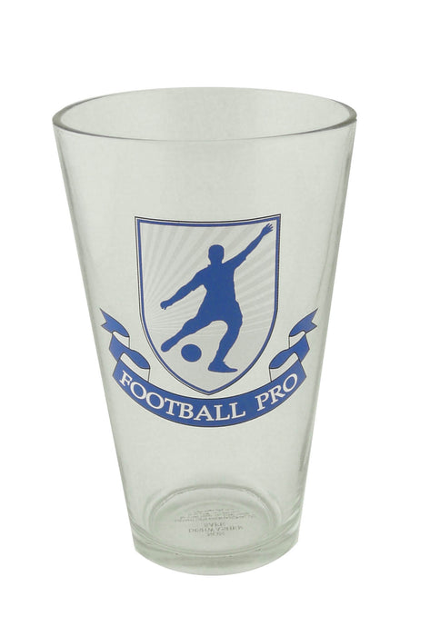 Football Pro Beer Glass
