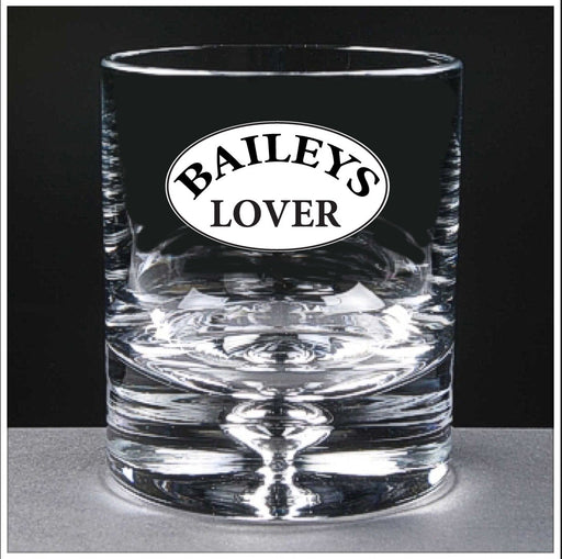 Baileys Lover Tumbler Glass