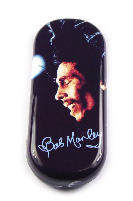 Bob Marley Colour Glasses Case