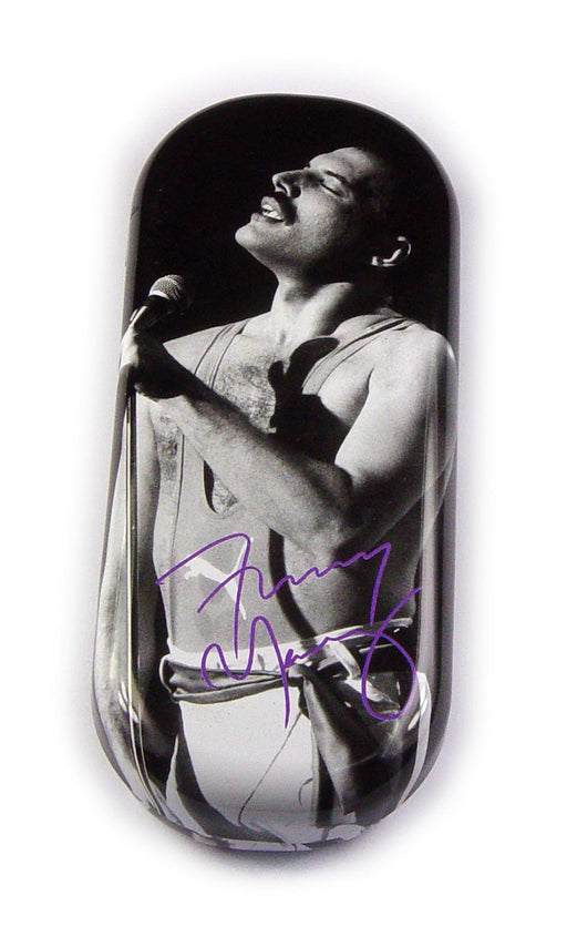 Freddie Mercury Glasses Case