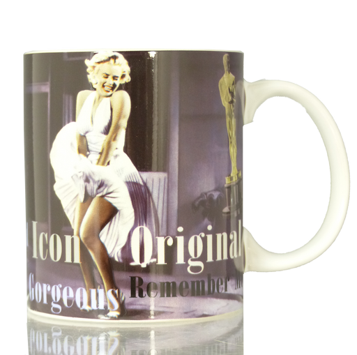Marilyn Monroe Mug - Skirt Blowing Design