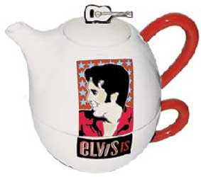 Elvis Presley Tea For One