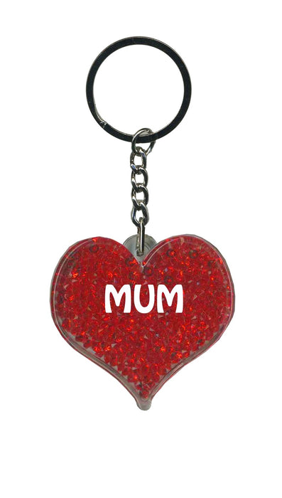 Itzy Glitzy Keyrings - Friends and Family