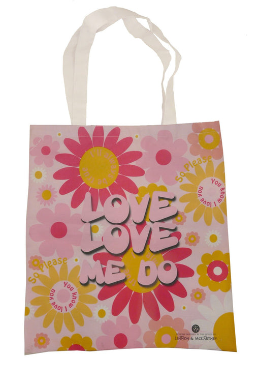 Lennon & McCartney Book Bag - Love Me Do