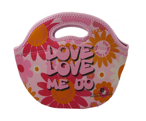 Lennon & McCartney Lunch Bag - Love Me Do