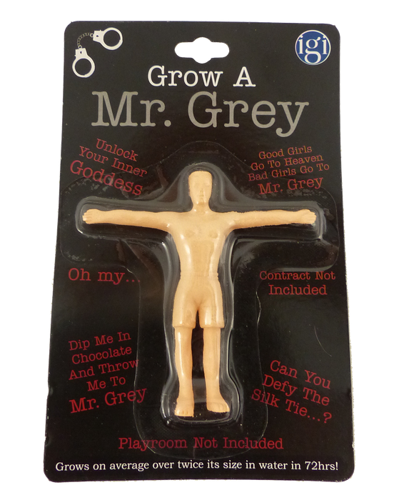 Grow A Mr. Grey
