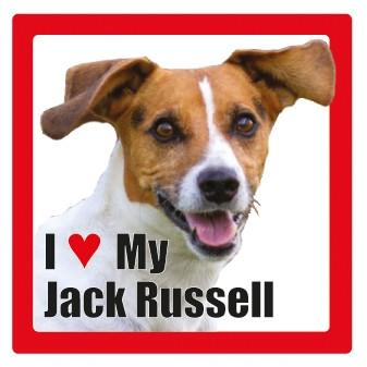 Jack Russell Pet Coaster