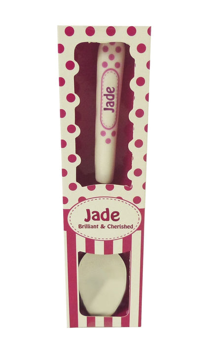 Jade Sweet Home Spoon