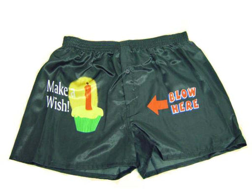 Boxer Shorts - Blow Here