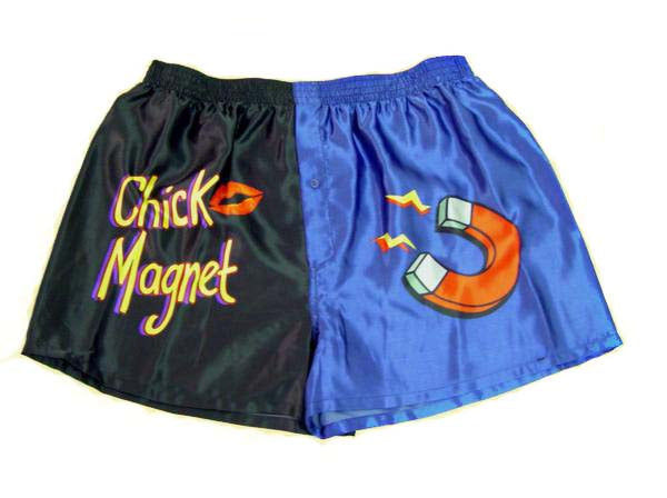 Boxer Shorts - Chick Magnet