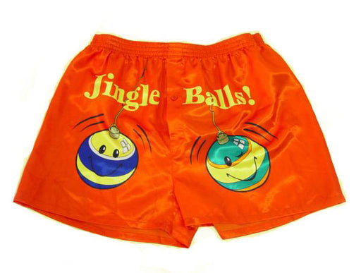 Boxer Shorts - Jingle Balls