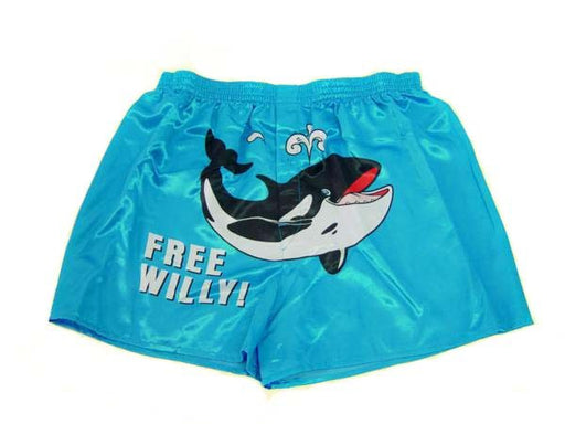 Boxer Shorts - Free Willy