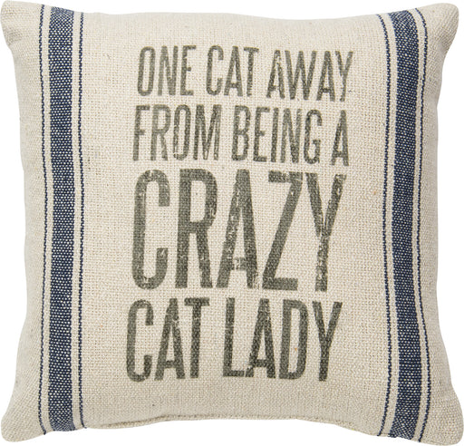 Primitives by Kathy Cushion - Crazy Cat Lady