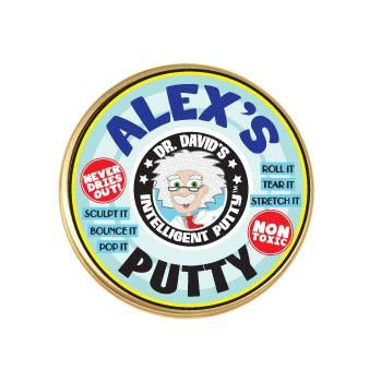 Dr David's Intelligent Putty - Alex
