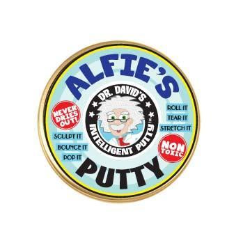 Dr David's Intelligent Putty - Alfie