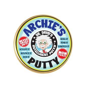 Dr David's Intelligent Putty - Archie