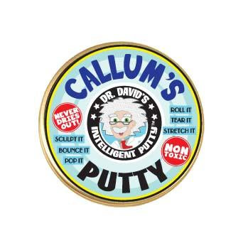 Dr David's Intelligent Putty - Callum