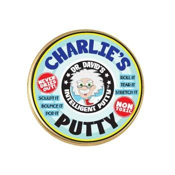 Dr David's Intelligent Putty - Charlie