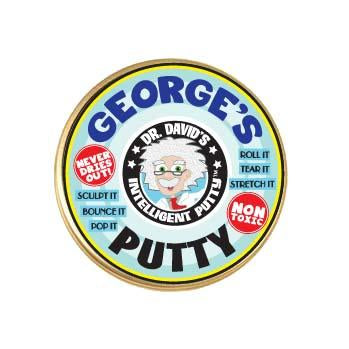 Dr David's Intelligent Putty - George