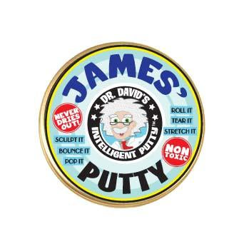 Dr David's Intelligent Putty - James