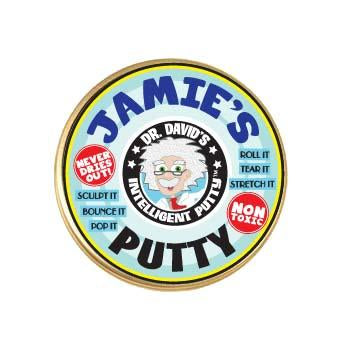 Dr David's Intelligent Putty - Jamie