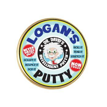 Dr David's Intelligent Putty - Logan