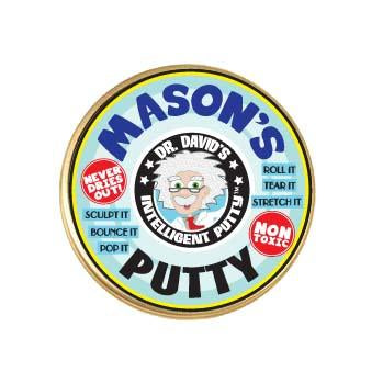 Dr David's Intelligent Putty - Mason