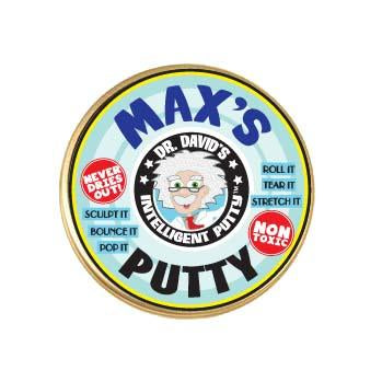 Dr David's Intelligent Putty - Max
