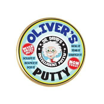 Dr David's Intelligent Putty - Oliver