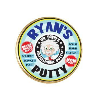 Dr David's Intelligent Putty - Ryan